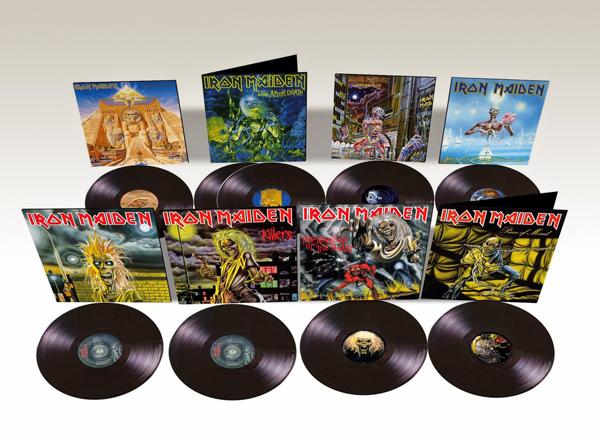 IronMaiden-Vinyl