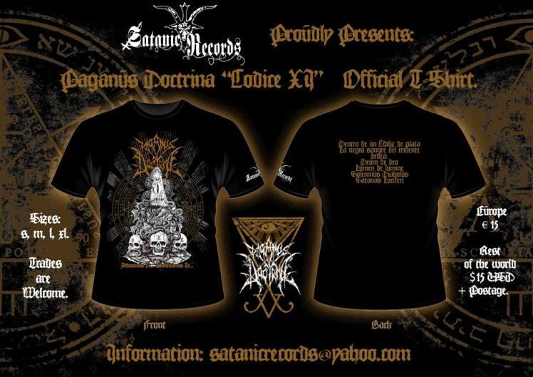 PaganusDoctrina-tShirts