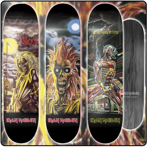 IronMaiden-Skateboards